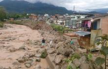 Presidente Duque ordena el envío urgente de agua a Mocoa