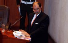 José Miguel Narváez, ex subdirector del DAS.