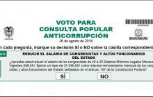 Nueve preguntas para entender la Consulta Anticorrupción