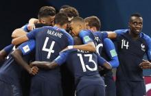 Francia alcanza el primer puesto de la clasificación Fifa
