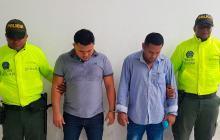 Detienen a 'El Cabezón' y 'El Mico', supuestos asaltantes de taxistas