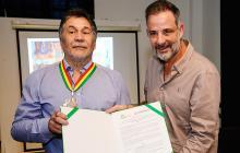 """Barranquilla le dijo """"gracias""""  a su hijo ilustre Carlos Arcieri"""