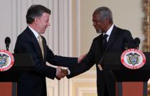Kofi Anaan, una vida dedicada a la ONU