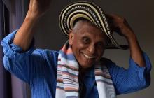 El maestro tiene 78 años de vida, 60 de carrera artística y 50 de haber compuesto 'La hamaca grande'.