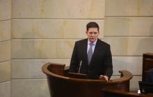 Wilson Ruiz se retira del proceso de elección del nuevo Contralor General