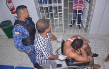 El Esmad llegó a custodiar ayer el penal.