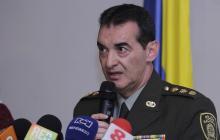 William Salamanca, director de la Policía de Tránsito y Transporte.