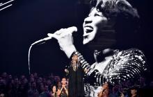 El mundo de la música rinde tributo a Aretha Franklin en los premios MTV