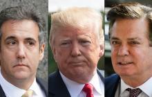 """Trump acusa a Cohen de """"inventar historias"""" para rebajar su condena"""