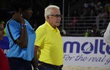 """""""Es bueno el sueño de Barranquilla por hacer los Panamericanos, pero no a corto plazo"""", dice Baltazar Medina"""