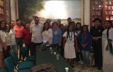 Indígenas luchan por hacer respetar sus derechos
