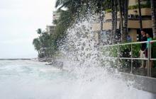 """Tormenta tropical Lane provoca """"severas"""" inundaciones en Hawái"""
