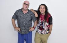 El viaje por las emociones de Aldo Méndez y Romer Peña