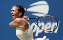 Simona Halep, eliminada en primera ronda del US Open