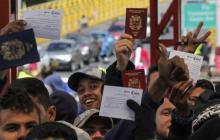 """""""Miles de solicitudes"""" de venezolanos que quieren ser repatriados: gobierno de Maduro"""