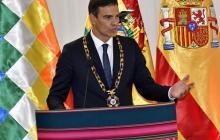 Jefe de gobierno español comienza visita oficial a Colombia este miércoles
