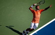 Wawrinka avanza y Tsitsipas se estrella en el US Open