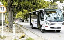 Las vías con más infracciones en Barranquilla