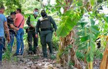 Autoridades confirman hallazgo de dos cuerpos en fosa en Villa del Rosario