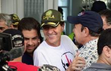 """""""Aquí hay muchas dudas que se están investigando"""": general Botero sobre secuestro de Fito Acosta"""