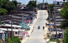 La Esmeralda, un barrio que 'explota' cultura
