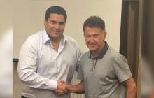 Osorio es el nuevo técnico de la Selección Paraguay