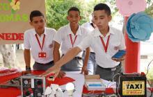 Colegio de Ponedera representará al Atlántico en foro de educación Nacional