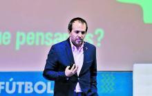 """""""Cuenten conmigo como aliado para hacer unos Juegos Panamericanos"""": Ernesto Lucena"""