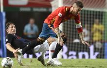 España golea 6-0 al subcampeón del mundo