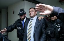 Juez legaliza captura del general (e) Guatibonza por caso de  'chuzadas'