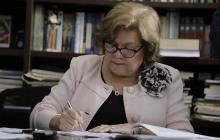 La ministra de Justicia radicó la Reforma a la justicia en el Congreso de la República.