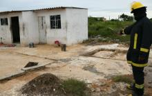 Emergencia en Soledad: más de 10 personas intoxicadas por derrame de químico