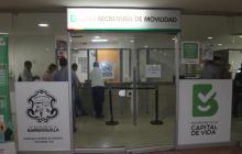 Sede de la Secretaría de Tránsito de Barranquilla.