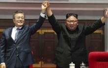Las Coreas van por los Juegos Olímpicos