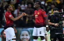 Manchester United se impone 3-0 ante el Young Boys con doblete de Pogba