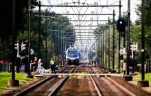 Cuatro niños en bicicleta mueren al ser arrollados  por un tren en Holanda