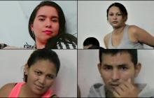 """Los Centrales cobraron un millón para matar a Yesley"": Fiscalía"