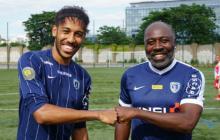 Un exjugador de Junior, nuevo técnico de la selección de Gabón