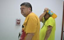 Fabio Hernández Sierra, edil suroriente, capturado por el delito de ejercicio ilícito de actividad monopolística de arbitrio rentístico y concierto para delinquir.