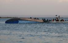Saldo de naufragio en Tanzania supera 200 muertos, hallan a un superviviente
