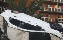 Un tornado deja muy afectada la región capital de Canadá