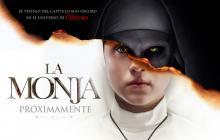 'La monja' lidera la taquilla colombiana