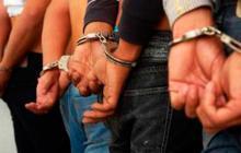Las capturas se dieron en Antioquia y Valle del Cauca.