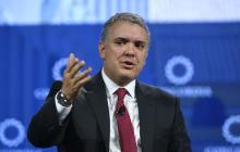 Duque no reconoce a Venezuela como país garante en proceso con el Eln