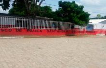 Cinco niñas intoxicadas en colegio de Calamar