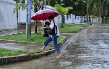 El Ideam pronosticó nubosidad y lluvias en varios departamentos del Caribe colombiano.