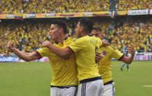 Cinco costeños en el nuevo llamado de la Selección Colombia