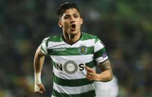Fredy Montero anotó en Portugal