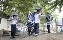 Dignifican la educación en la zona rural de Sincelejo