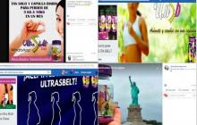 Facebook elimina 152 perfiles que anunciaban productos engañosos en el país